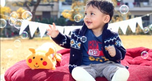 ABHIRAJ | Baby shoot | Kids Shoot | Family Pics| Chandigarh