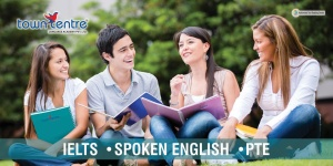 town centre  Best IELTS, PTE, Spoken English coaching in Chandigarh