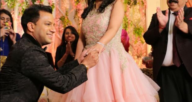 Engagement Ceremony | Aastha & Divyadeep | Sukh Studios