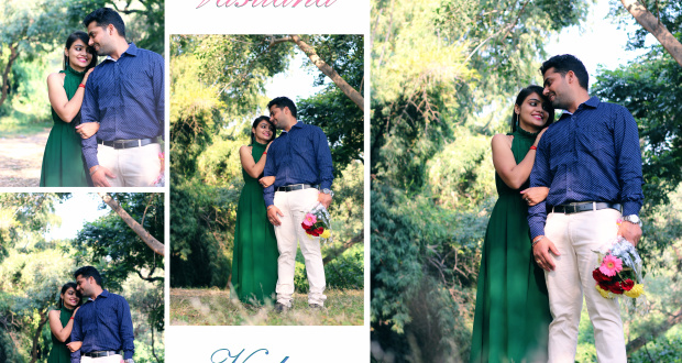 Vasudha & Vishav | Pre-wedding | Sukh Studios