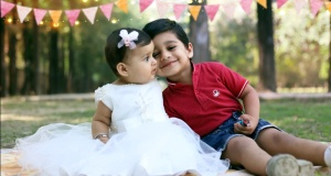 Chandigarh best baby shoot Photographer | Sukh Studios |  Zorawar & Saakhi