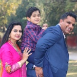 Family photoshoot in chnandigarh