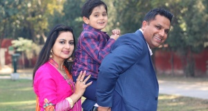 TOP BEST family photographer in chandigarh